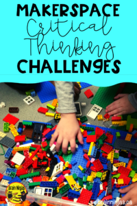 This set of activities are designed to challenge your students to think outside the box to manipulate, play and experiment with materials. These cards use everyday items, toys and recycled materials to develop play and design thinking skills while working independently or in collaborative groups.