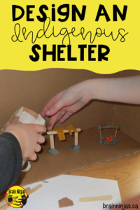 Have students research different shelters and their purposes by different groups of Indigenous People of Canada. This package includes everything you need to get students started researching a specific shelter used as a home, for hunting for shelter when away from home.  #projectbasedlearning #pbl