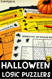 Are you looking for something to do with your students around Halloween that doesn't involve eating junk food and watching movies? Check out this great list of alternative Halloween activities that can keep you busy for the whole month of October. The alternative Halloween activities are perfect for the upper elementary classroom and are so much fun.