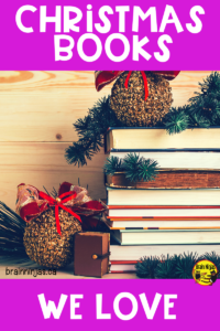 Are you looking for Christmas books to share with your students this holiday season? Check out our list of books that will get everyone in the spirit of the holiday season.  We even included read alouds! #christmasbooks