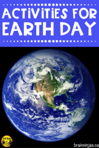 Are you looking for some activities to use to celebrate Earth Day? We learn about ways to conserve energy and reduce waste all year round. Here are some tips, books, activities and things you can do to celebrate Earth Day (without any waste).