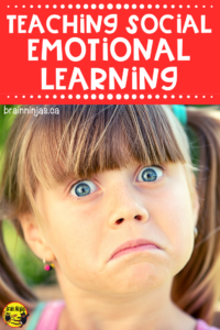 Teach social emotional learning to your kids with these activities and lessons that will help your students manage their feelings, self-regulate and communicate. This post includes a whole list of SEL books too!