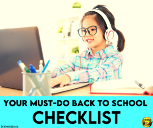 This year is different than any other back to school seasons, so what are some of the things you can do to get yourself prepared regardless of whether you're teaching in person or online. Come take care of your own mental health before your students return!