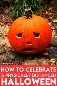 Are you looking for ways to celebrate Halloween, but have to be socially distanced or have other related restrictions? Come check out this list of things we gathered to celebrate Halloween safely this year. Whether is't spooky stories or pumpkin math, we've got something you can try.