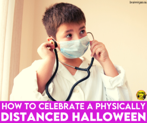 Are you looking for ways to celebrate Halloween, but have to be socially distanced or have other related restrictions? Come check out this list of things we gathered to celebrate Halloween safely this year.