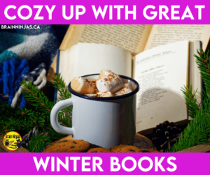 Come check out this list of winter books that we use in our upper elementary classroom. We use picture books to teach all kinds of English Language Arts skills, but our students also love them. We've even included some ways to inspire your students to dig into winter books.