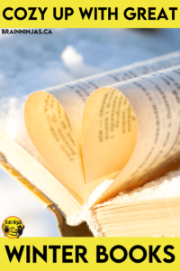 Come check out this list of winter books that we use in our upper elementary classroom. We use picture books to teach all kinds of English Language Arts skills, but our students also love them. We've even included some ways to inspire your students to dig into winter books all season long.
