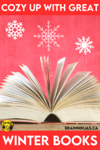 Come check out our big list of winter books that we use in our upper elementary classroom. We use picture books to teach all kinds of English Language Arts skills, but our students also love them. We've even included some ways to inspire your students to dig into winter books.