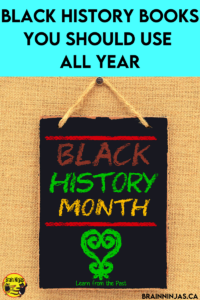 While Black History Month happens each February there should be books about Black characters, Black history and by Black authors in your upper elementary classroom all year round. Come check out our list of books that are in our classroom library and would be the perfect addition your school, too.