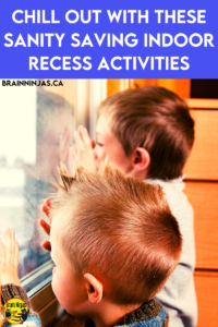 Sometimes the weather prevents us from going outside for recess. If you're stuck inside for indoor recess, we've collected a whole list of indoor recess activities that will work even if your students have to socially distance. Come read the blog and grab a few activities for your elementary classroom.