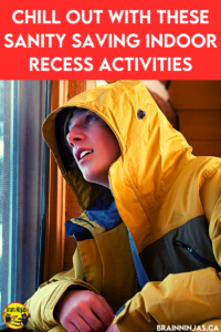 Sometimes the freezing weather prevents us from going outside for recess. If you're stuck inside for indoor recess, we've collected a whole list of indoor recess activities that will work even if your students have to socially distance. Come read the blog and grab a few activities for your classroom.
