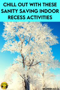 Sometimes the weather prevents us from going outside for recess. If you're stuck inside for indoor recess, we've collected a whole list of indoor recess activities that will work even if your students have to socially distance. Come read the blog and grab a few activities for your upper elementary classroom.