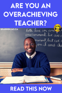 Is your need to be an overachieving teacher hurting you overall mental health and productivity? Is being busy more important than your own happiness? It's hard for us people pleasers to balance our need to please with healthy boundaries, but come see some of the ways we've learned to let go of all the expectations and perfectionism.