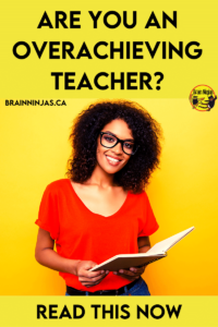 Is your need to be an overachieving teacher hurting you overall mental health and productivity? Is being busy more important than your own happiness? It's hard for us people pleasers to balance our need to please with healthy boundaries, but come see some of the ways we've learned to let it go and try to not let it bother us so much.