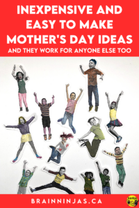 Are you looking for easy to make and inexpensive projects for Mother's Day (or Father's Day or Grandparents Day or basically anyone appreciation day)? As upper elementary teachers, this event usually gets overlooked so we came up with a list of some tried and true gifts we made over the years. If you're like us and need a last minute idea, come check out this post.