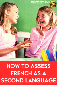 If you're teaching French as a Second language, it can be a challenge marking or grading progress. We made a list of all the ways to assess French (but many are general assessment strategies) that will definitely help you out. Come take a read to see how to assess FSL lessons.