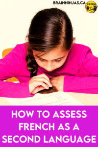 If you're teaching French as a Second language, it can be a challenge marking or grading progress. We made a list of all the ways to assess FSL classes (but many are general assessment strategies) that will definitely help you out. Come take a read to see how to assess FSL lessons.