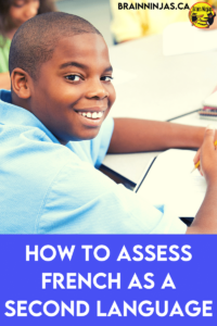 If you're teaching French as a Second language, it can be a challenge marking or grading progress. We made a list of all the ways to assess students in your French class (but many are general assessment strategies). Come take a read to see how to assess FSL lessons.