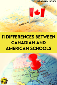 Teachers in Canada and the United States have many things in common, but while Canadians often see American schools on television and in movies, the reverse is not often true. There are many differences but do you know what they are? Come see if you're right.