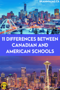 Teachers in Canada and the United States have many things in common, but while Canadians often see American schools on television and in movies, the reverse is not often true. Let's look at some of the misconceptions about schools on both sides of the border.