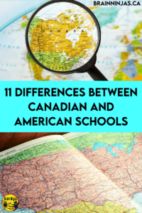 Teachers in Canada and the United States have many things in common, but while Canadians often see American schools on television and in movies, the reverse is not often true. Come take a look at some of the similarities and differences.