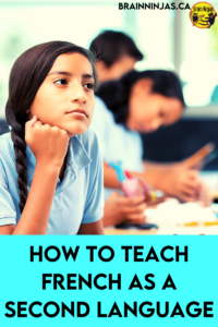Have you been asked to teach French as a Second Language to upper elementary students but you don't know where to start? Do you speak some French, but have never taught it? Let us help you out. Our lessons are written by a native Francophone speaker who teaches French as a Second Language. Get some ready-made lessons and ideas to get you going! Come read!