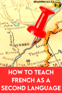 Have you been asked to teach French as a Second Language to upper elementary students but you don't know where to start? Do you speak some French, but have never taught it? Let us help you out. Our lessons are written by a native Francophone speaker who teaches French as a Second Language. We've got lots of lessons, resources and ideas to get you through the year. Come check them out!