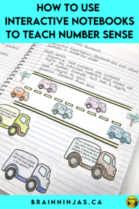 Interactive math notebooks are one way we teach number sense in our upper elementary classroom. Math class hasn't been the same since we started using interactive notebooks. Yes, they are work, but the benefits are HUGE! Come see what we do to make it work and get some ideas for yourself.