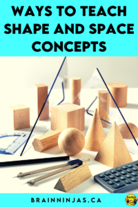Are you looking for ways to teach shape and space concepts (geometry outcomes) to your students? This is one of our favourite units. We teach 2D shapes and 3d objects with interactive math notebooks, task cards, Boom Cards and a huge project where we build an arcade. It's so much fun! Come see how we do this in our upper elementary classroom.