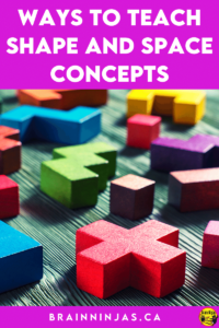 Are you looking for ways to teach 2D shapes and 3D objects to your upper elementary students? This is one of our most engaging units. We teach shape and space concepts with interactive math notebooks, task cards, Boom Cards and a huge project where we build an arcade. It's so much fun! Come see how we do this in our math classroom.