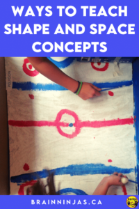 Are you looking for ways to teach 2D shapes and 3D objects to your upper elementary students? This is one of our favourite units. We teach shape and space concepts with interactive math notebooks, task cards, Boom Cards and a huge project where we build an arcade. It's so much fun! Come see how we do this in our upper elementary math classroom.
