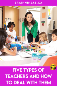 One of the most difficult things about teaching is how it can be isolating from one moment to exasperating the next. Dealing with coworkers can be a real challenge. Come read about the different types of teachers and how to effectively deal with them.