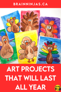 If you are an elementary teacher who has to teach their own art lessons in a Canadian classroom, this is the post for you. It comes with a big list of things you need in your elementary classroom along with several free art lessons that don't require special materials. Come take a read to get your art lessons organized for the whole year. Best of all, these are art lessons designed for Canadian students.