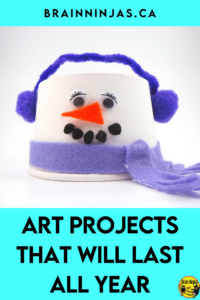 If you are an elementary teacher who has to teach their own art lessons, this is the post for you. It comes with a big list of things you need in your elementary classroom along with several free art lessons that don't require special materials. Come take a read to get your art lessons organized for the whole year. Best of all, these are art lessons designed for Canadian students for holidays like Remembrance Day.