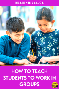 Do your students struggle when working together in groups? Does it end in arguments? Do you avoid group work because of it? Have you ever tried teaching students how to work in groups? Look no further. This post is full of ways to teach students to get along and work on projects together in groups. These are tried and true ways we've accomplished productive group work in our upper elementary classroom.
