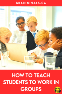 Do your students struggle when working together in groups? Does the work get done? Do you avoid group work because of it? Have you ever tried teaching students how to work in groups? Look no further. This post is full of ways to teach students to get along and work on projects together in groups. These are tried and true ways we've accomplished productive group work in our upper elementary classroom.