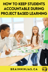 Does project based learning fall apart in your upper elementary classroom because you don't know how to keep kids accountable? Do they get to the end with nothing to show for it? These classroom management strategies will help you get the most out of project based learning in your classroom without the stress and strife. Come take a peek and grab some practical tools you can use right away.