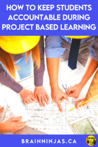Does project based learning fall apart in your upper elementary classroom because you don't know how to keep kids accountable? Do they get to the end with nothing to show for it? These classroom management strategies will help you get the most out of project based learning in your classroom without the stress and strife. Come take a look and get some practical tools you can use right away. Take the fuss out of project based learning!