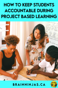 Does project based learning fall apart in your upper elementary classroom because you don't know how to keep kids accountable? Do they get to the end with nothing to show for it? Is your classroom a disaster? These classroom management strategies will help you get the most out of project based learning in your classroom without the stress and strife. Come take a look and get some practical tools you can use right away.