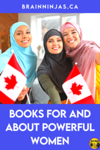 Are you looking for more books about women and girls? Show students some amazing books for Women's History Month. We use these books all year to show students how important studying women's history is. Come check out our book list and some of the reasons these books are so important.